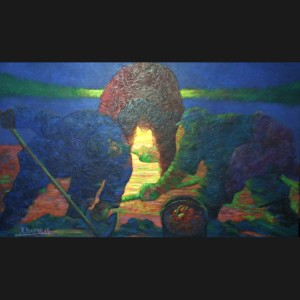 09 Pintura mariscador
