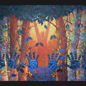 11 Pintura ecoloxia